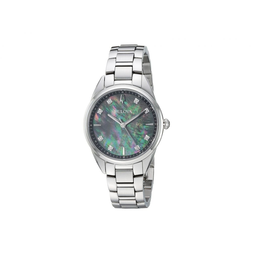 ブローバ Bulova レディース 腕時計【Sutton - 96P198】Steel