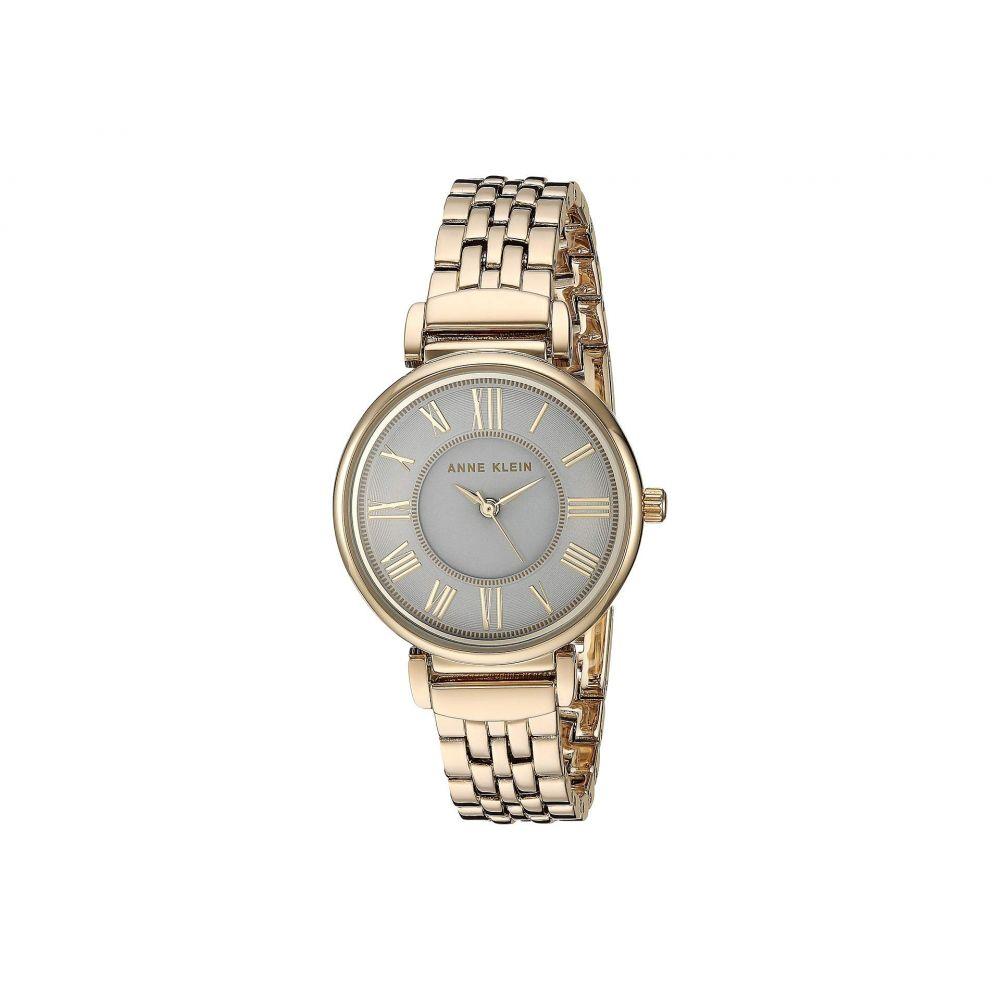アン クライン Anne Klein レディース 腕時計【AK-2158GYGB】Gold-Tone