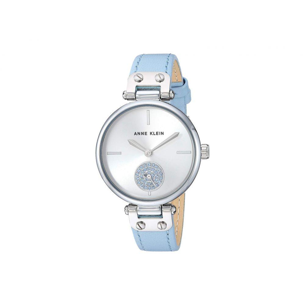 アン クライン Anne Klein レディース 腕時計【AK-3381SVLB】Blue/Silver-Tone