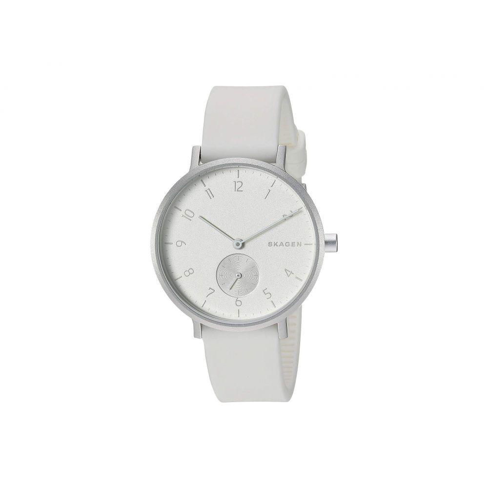 スカーゲン Skagen レディース 腕時計【Aaren Aluminum Bold - SKW2763】White