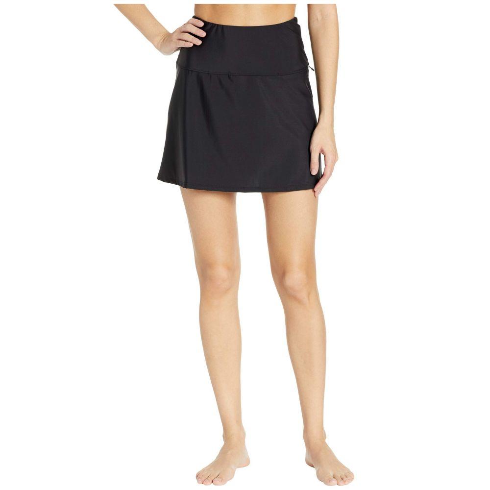 ミラクルスーツ Miraclesuit レディース 水着・ビーチウェア ボトムのみ【Fit and Flair Swim Skirt】Black