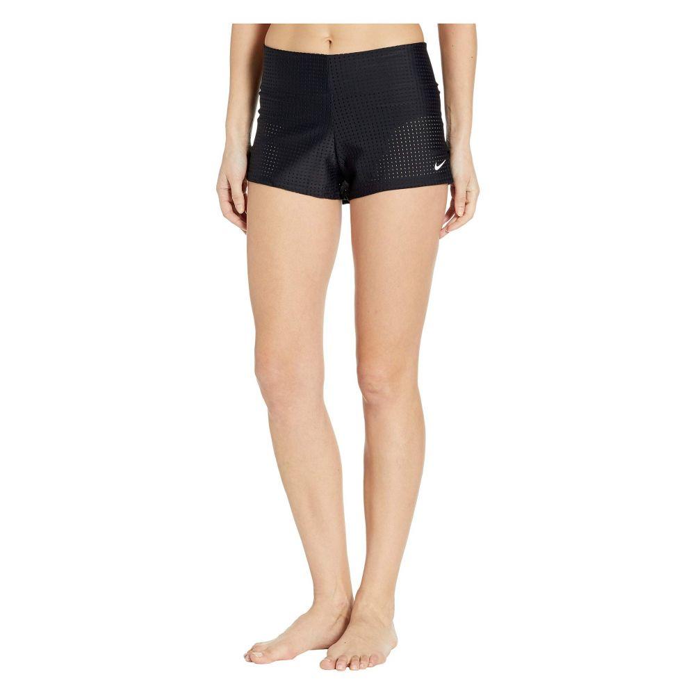 ナイキ Nike レディース 水着・ビーチウェア ボトムのみ【Sport Mesh Swim Boardshorts】Black