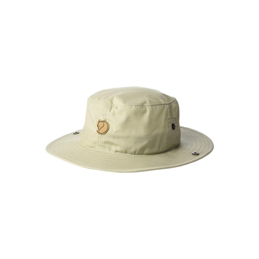 フェールラーベン Fjallraven レディース 帽子 ハット【Abisko Summer Hat】Limestone