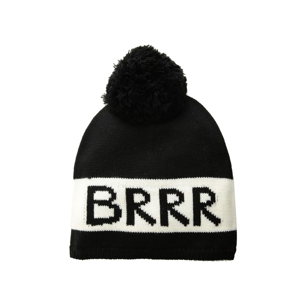ケイト スペード Kate Spade New York レディース 帽子 ニット【Brrr Beanie】Black/Cream