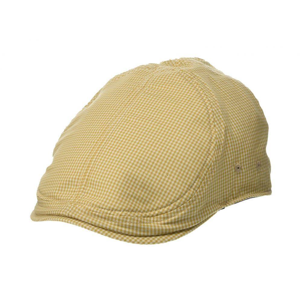グーリンブラザーズ Goorin Brothers レディース 帽子【Gingham Style】Tan