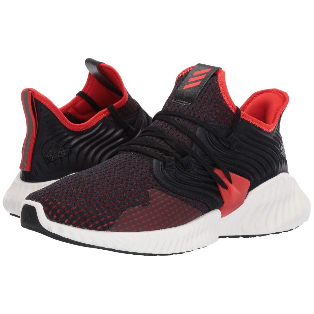 アディダス adidas Running メンズ テニス シューズ・靴【Alphabounce Instinct CC】Core Black/Active Red/Core Black