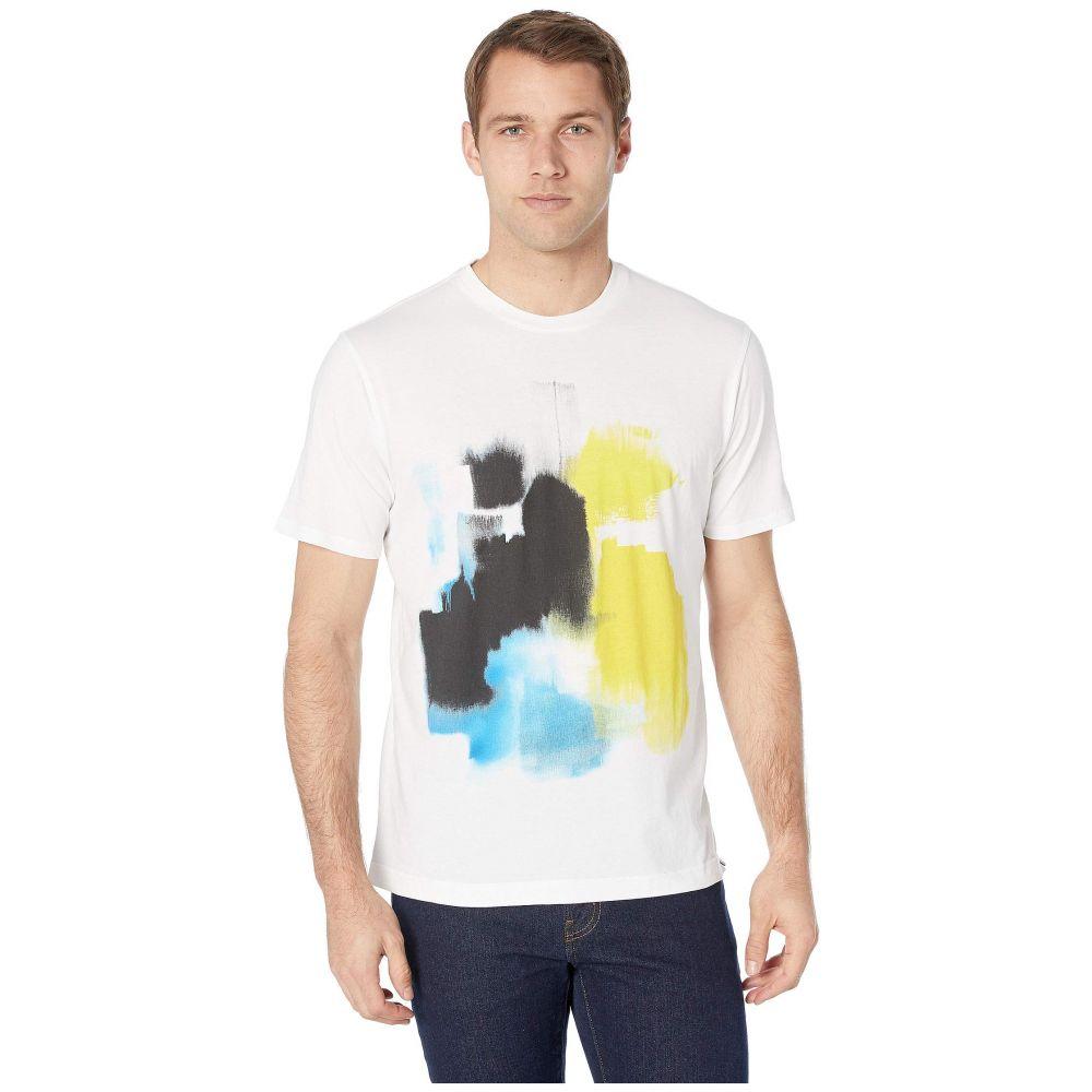 ロバートグラハム Robert Graham メンズ トップス Tシャツ【Lamont Short Sleeve Knit T-Shirt】White