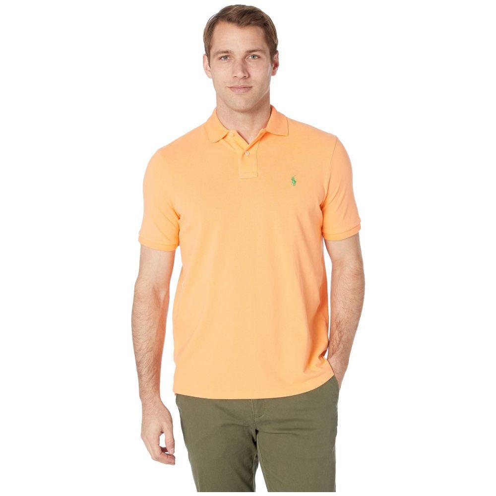 ラルフ ローレン Polo Ralph Lauren メンズ トップス ポロシャツ【Classic Fit Polo】Key West Orange