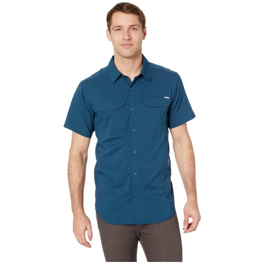 コロンビア Columbia メンズ トップス 半袖シャツ【Silver Ridge Lite(TM) Short Sleeve Shirt】Petrol Blue