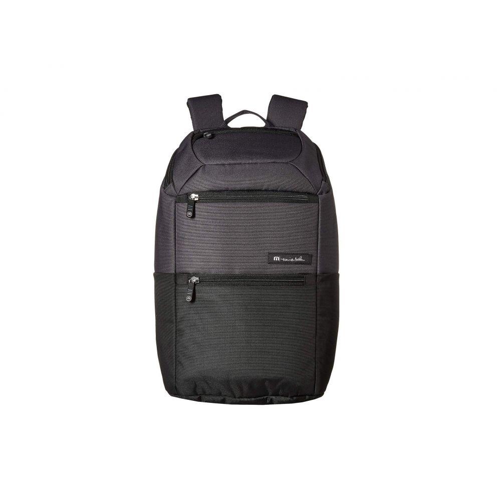 トラビスマシュー TravisMathew メンズ バッグ バックパック・リュック【Koolie Cooler Bag】Black