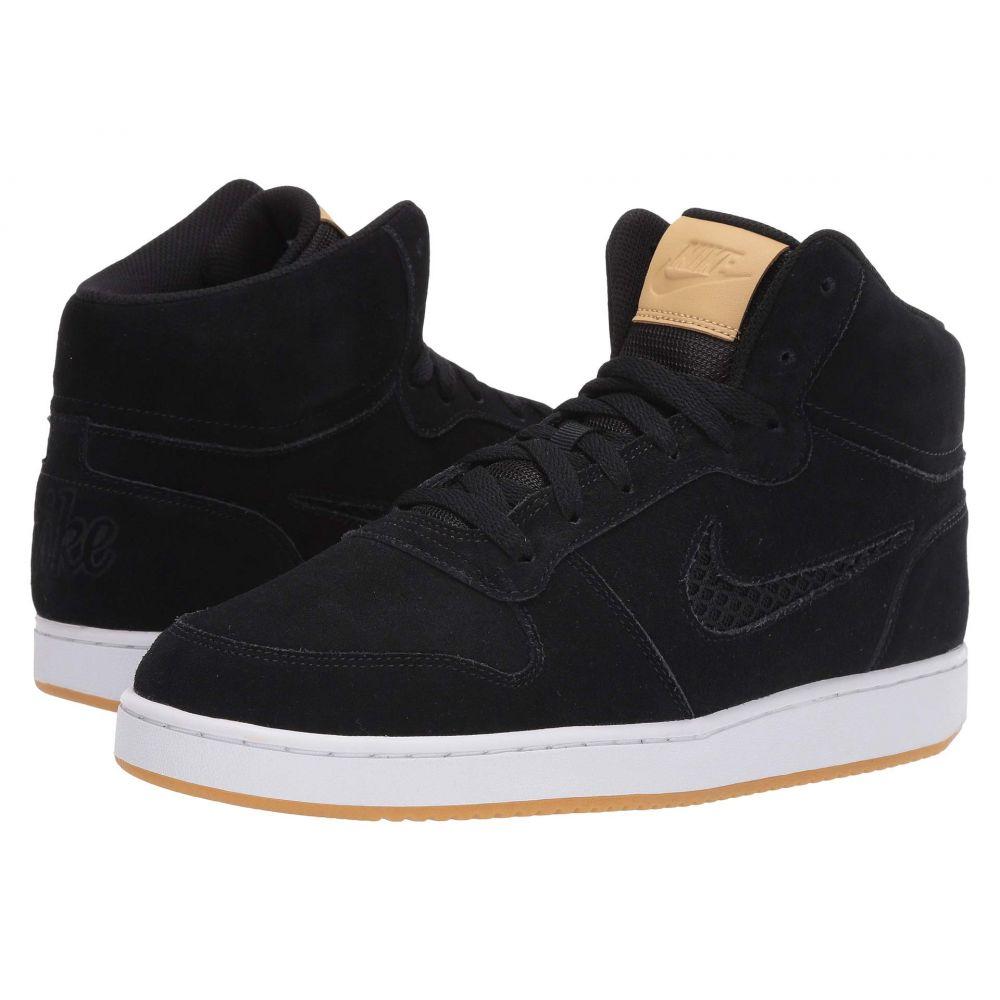 国内発送 ナイキ Nike メンズ バスケットボール シューズ・靴 メンズ【Ebernon Gold/White/Gum Mid ナイキ Premium】Black/Club Gold/White/Gum Light Brown, 朝の目覚めショップ:e1f833c5 --- canoncity.azurewebsites.net