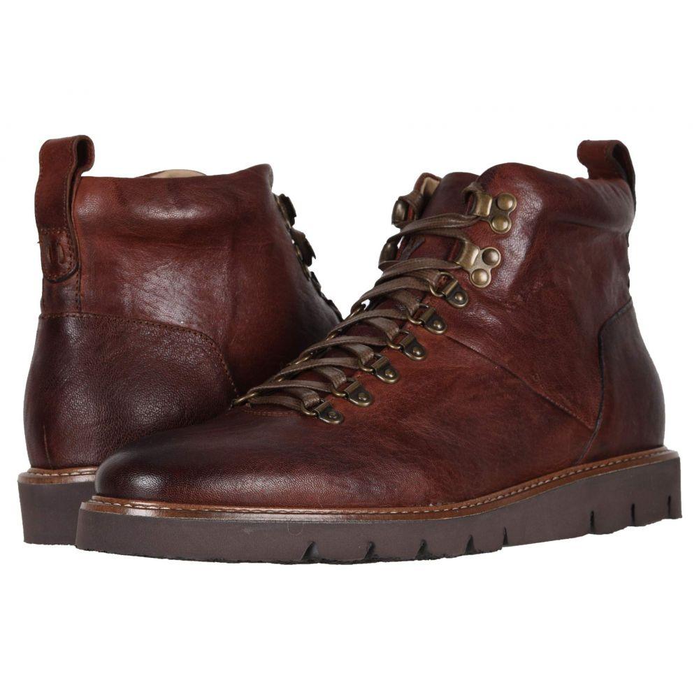 ロス & スノー Ross & Snow メンズ ハイキング・登山 シューズ・靴【Stefano SP】Cognac