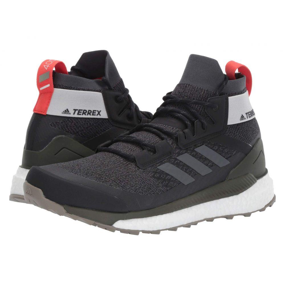 アディダス adidas Outdoor メンズ ハイキング・登山 シューズ・靴【Terrex Free Hiker】Black/Grey Six/Night Cargo