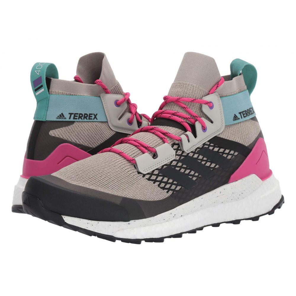 アディダス adidas Outdoor メンズ ハイキング・登山 シューズ・靴【Terrex Free Hiker】Sesame/Raw White/Real Magenta