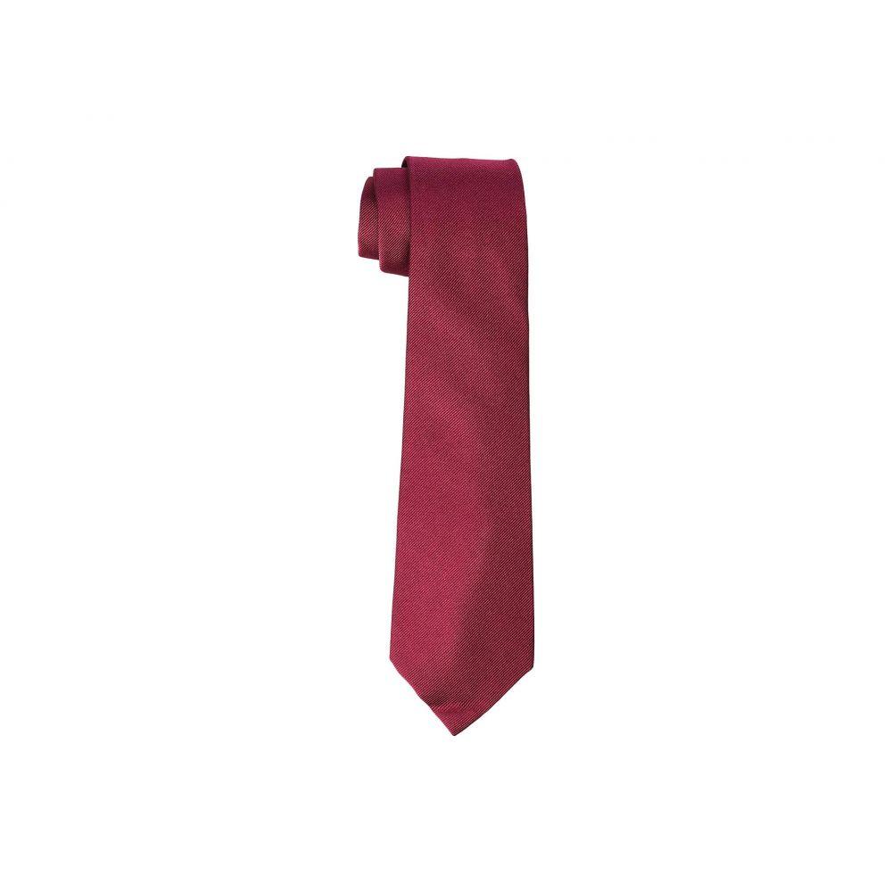 ラルフ ローレン LAUREN Ralph Lauren メンズ ネクタイ【Solid Repp Tie】Red