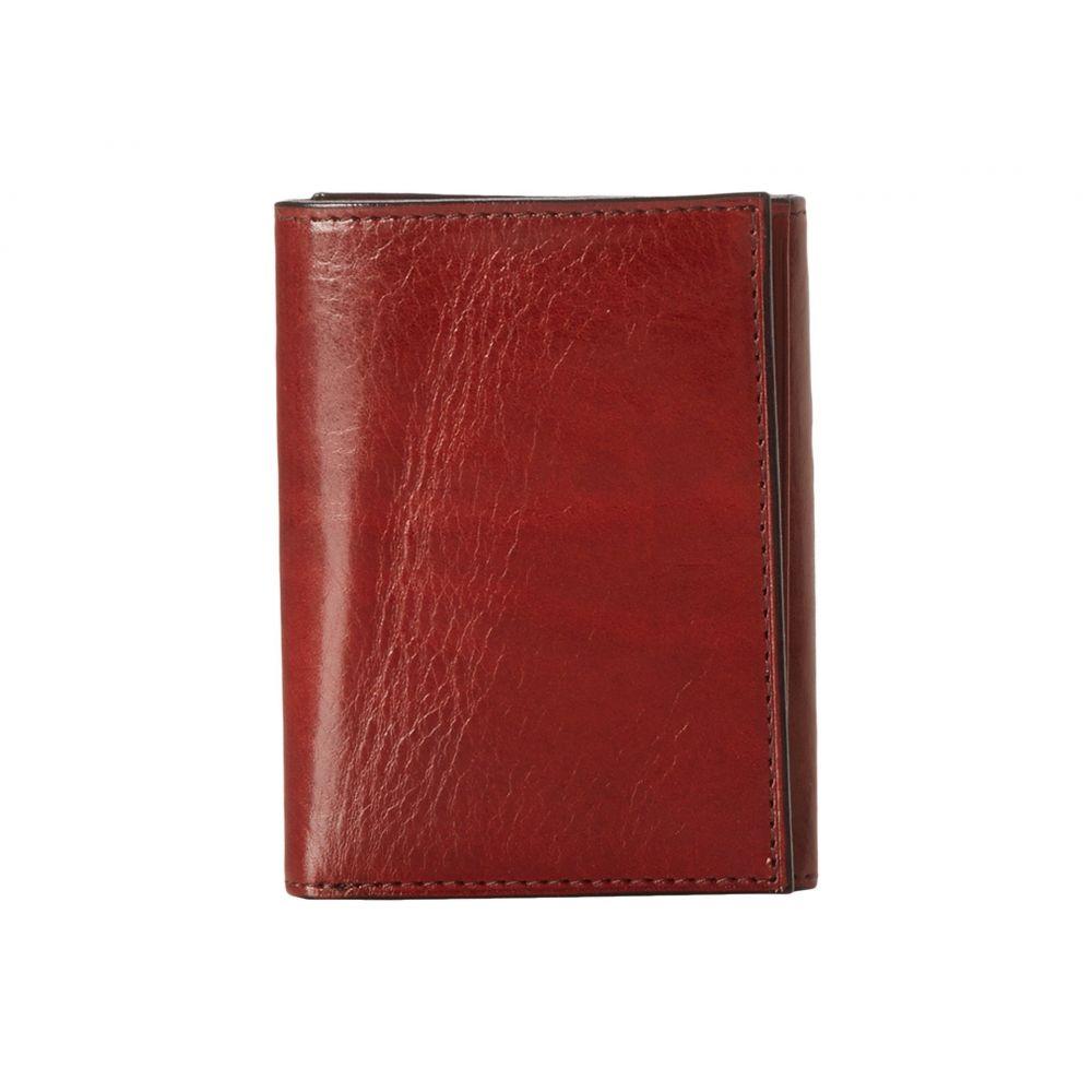ボスカ Bosca メンズ 財布【Old Leather Collection - Trifold Wallet】Cognac Leather