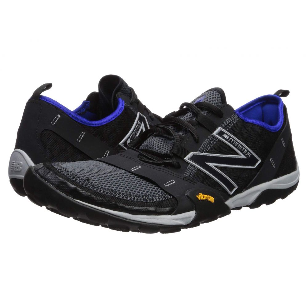 ニューバランス New Balance メンズ ランニング・ウォーキング シューズ・靴【Minimus 10v1】Black/UV Blue