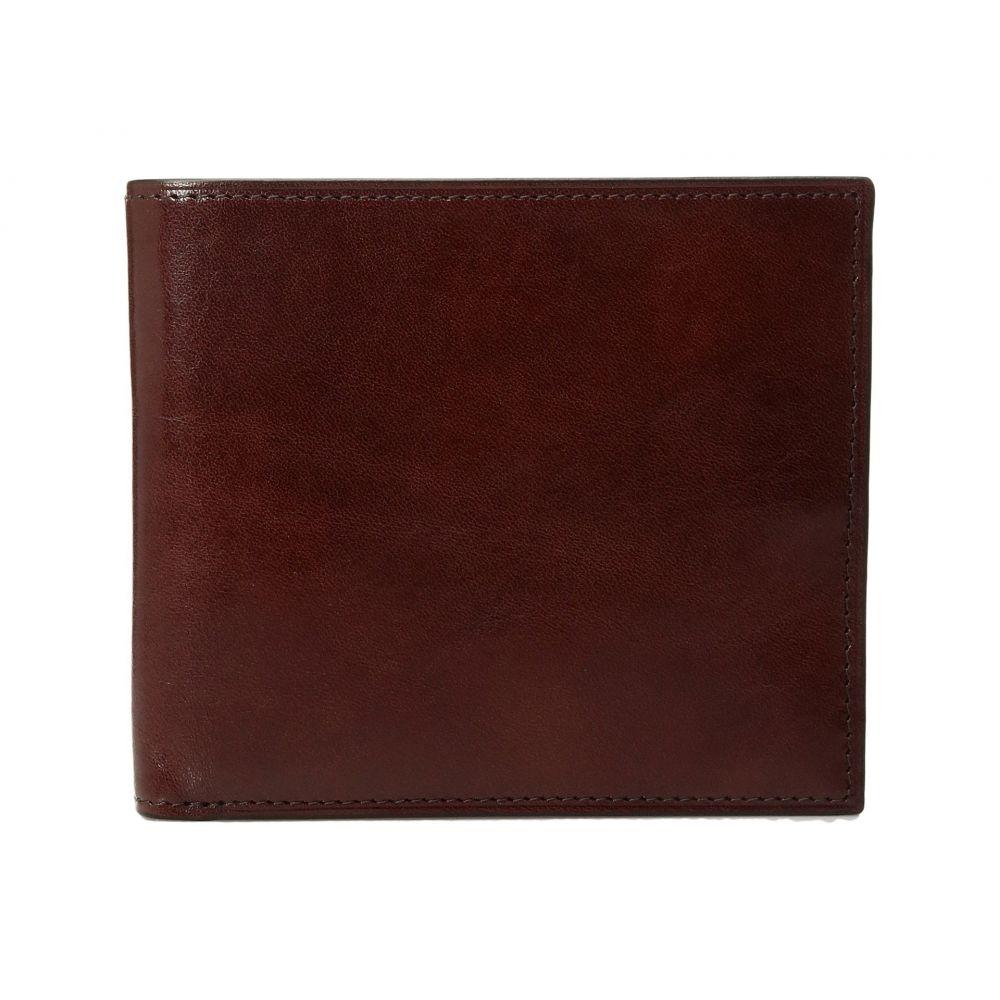 ボスカ Bosca メンズ 財布【Old Leather Collection - Eight-Pocket Deluxe Executive Wallet w/ Passcase】Dark Brown