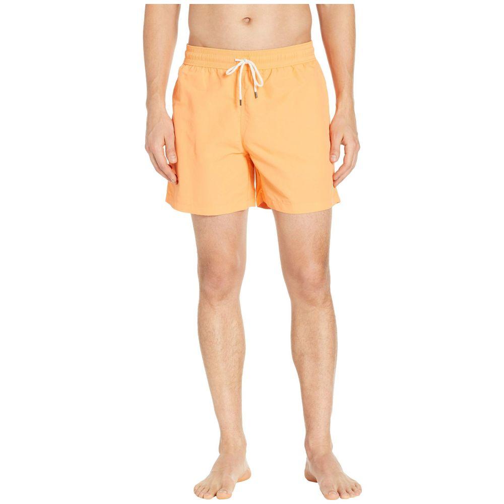 ラルフ ローレン Polo Ralph Lauren メンズ 水着・ビーチウェア 海パン【Nylon Traveler Swim Shorts】Key West Orange