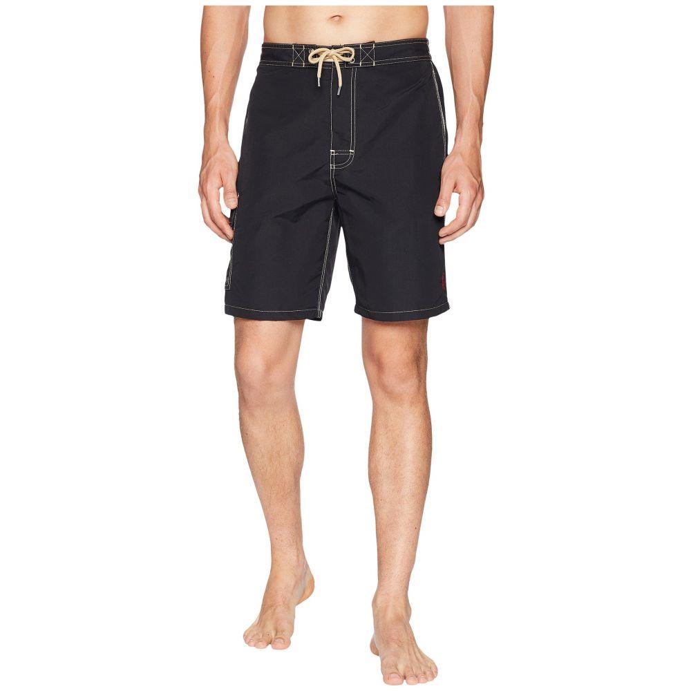 ラルフ ローレン Polo Ralph Lauren メンズ 水着・ビーチウェア 海パン【Kailua Swim Trunks】Polo Black