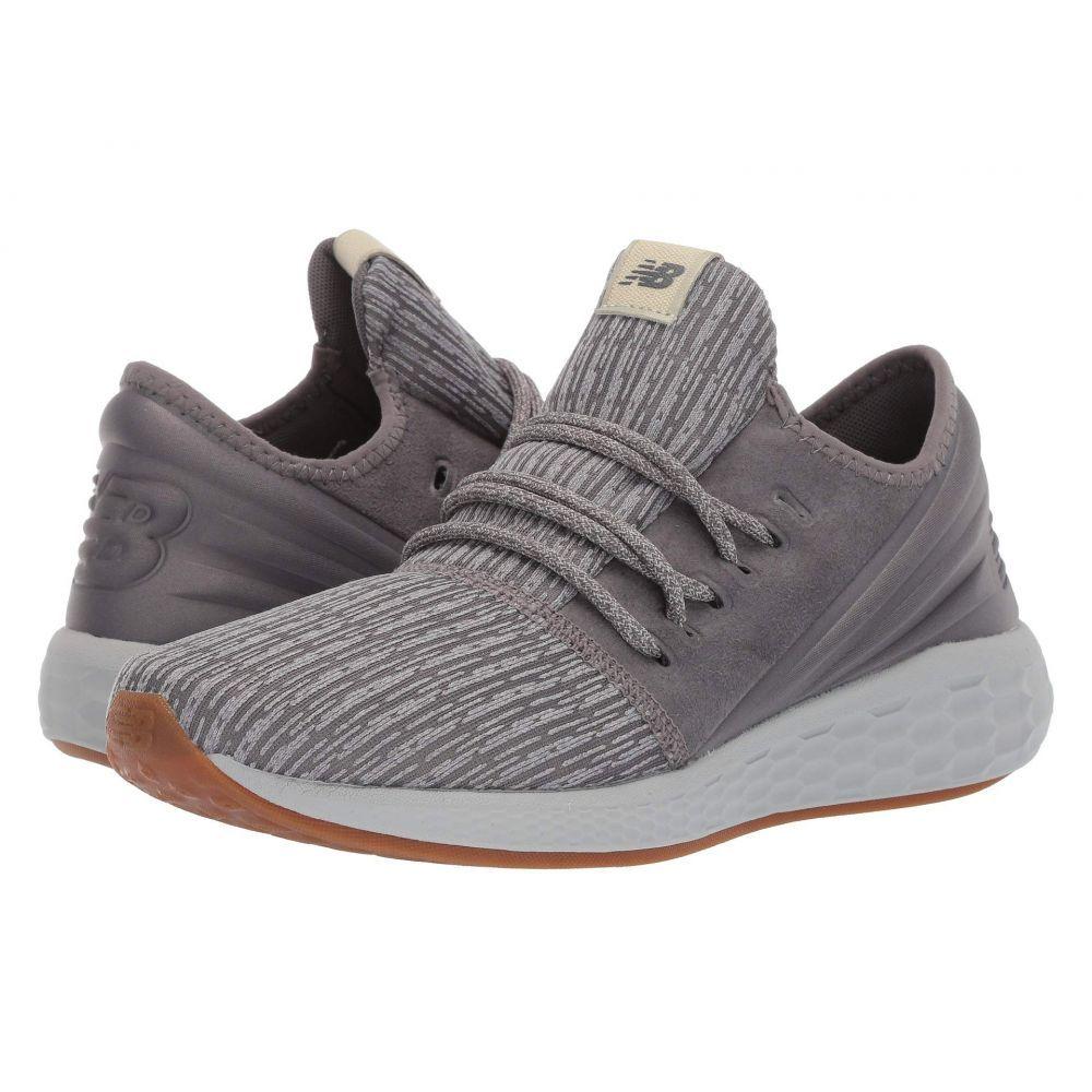 ニューバランス New Balance メンズ ランニング・ウォーキング シューズ・靴【Fresh Foam Cruz v2 Decon】Castlerock/Rain Cloud
