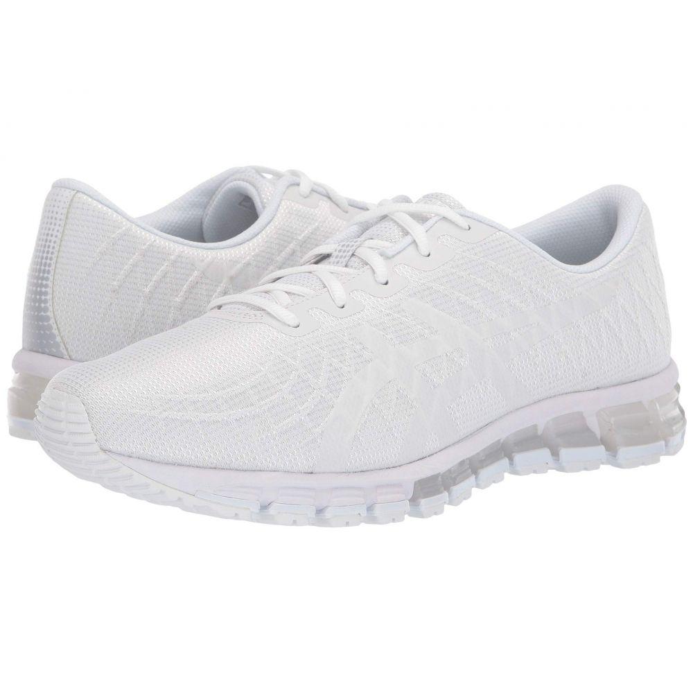 『4年保証』 アシックス ASICS ASICS メンズ ランニング・ウォーキング シューズ・靴 アシックス【GEL-Quantum 4】White/White 180 4】White/White, SWANS STORE スワンズ公式ショップ:5d526bcf --- nba23.xyz