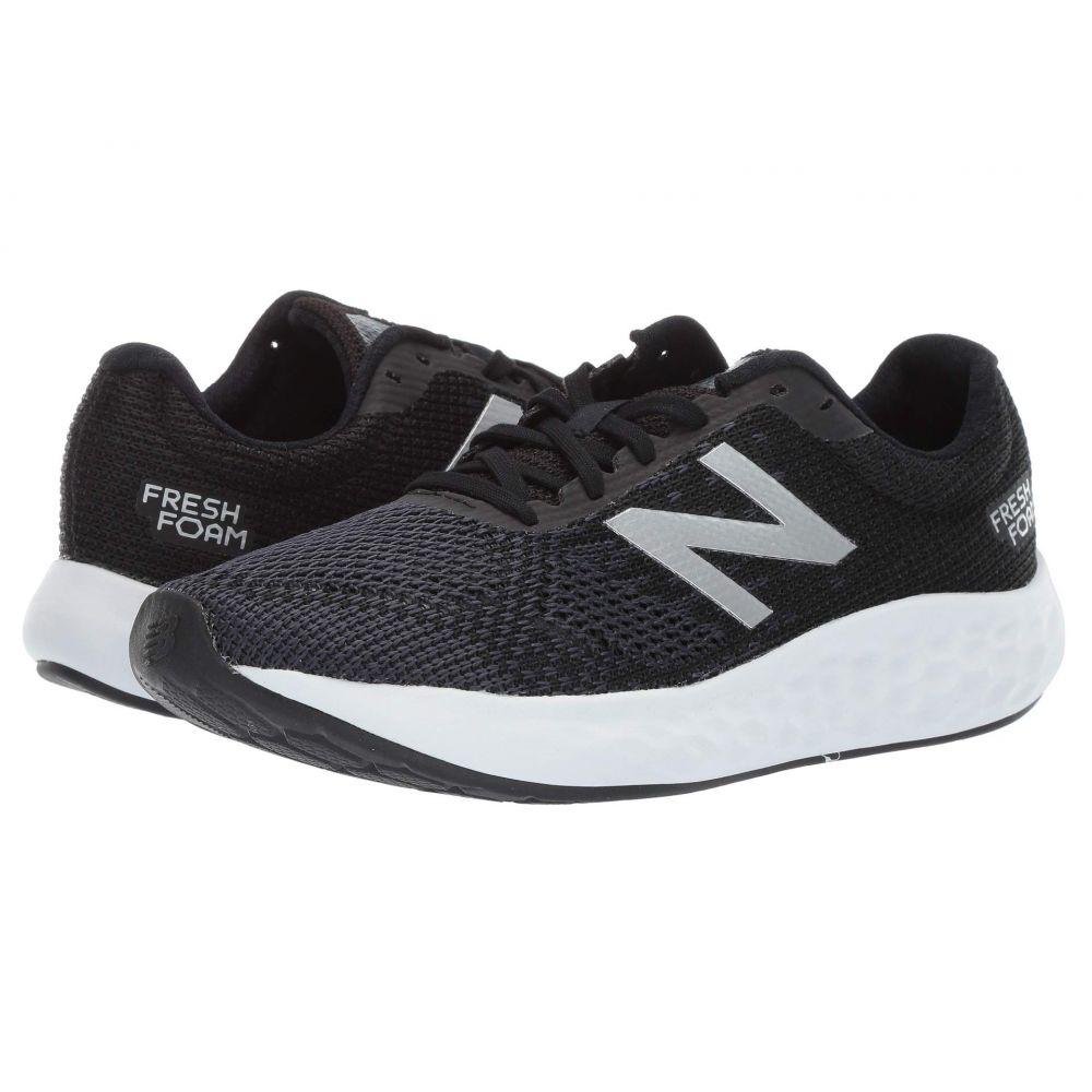 ニューバランス New Balance メンズ ランニング・ウォーキング シューズ・靴【Fresh Foam Rise v1】Black/White
