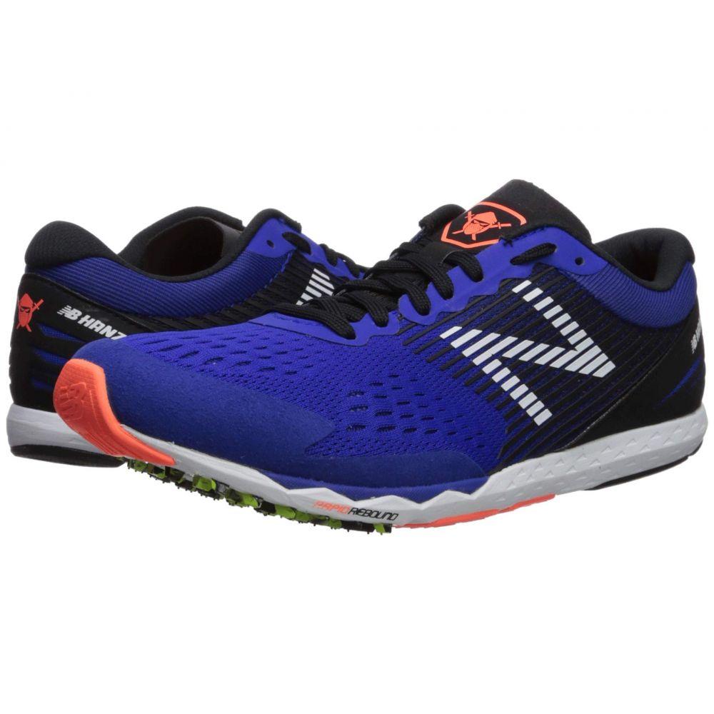 ニューバランス New Balance メンズ ランニング・ウォーキング シューズ・靴【Hanzo S v2】UV Blue/Black