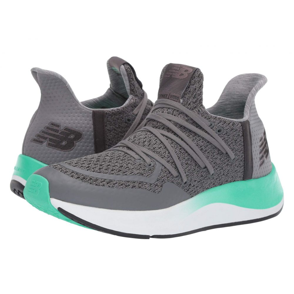 ニューバランス New Balance メンズ ランニング・ウォーキング シューズ・靴【Cypher v2】Castlerock/Black
