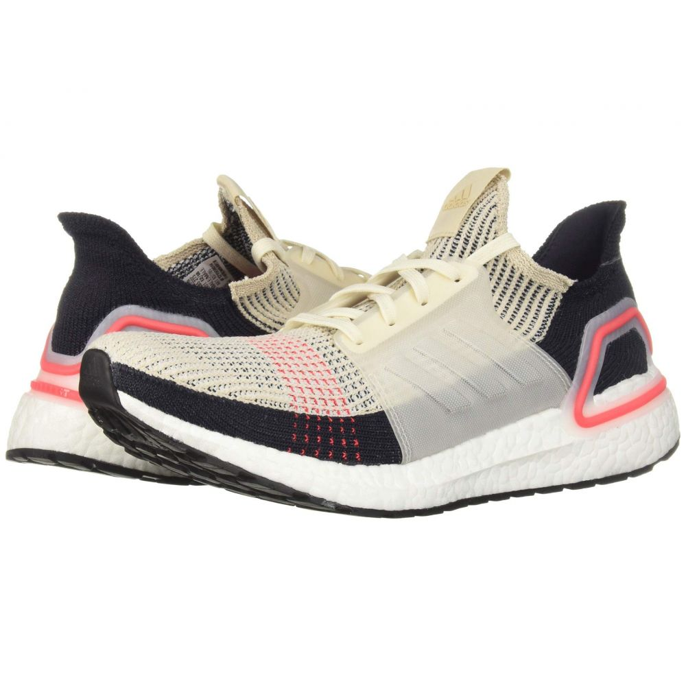 アディダス adidas Running メンズ ランニング・ウォーキング シューズ・靴【Ultraboost 19】Clear Brown/Chalk White/Footwear White