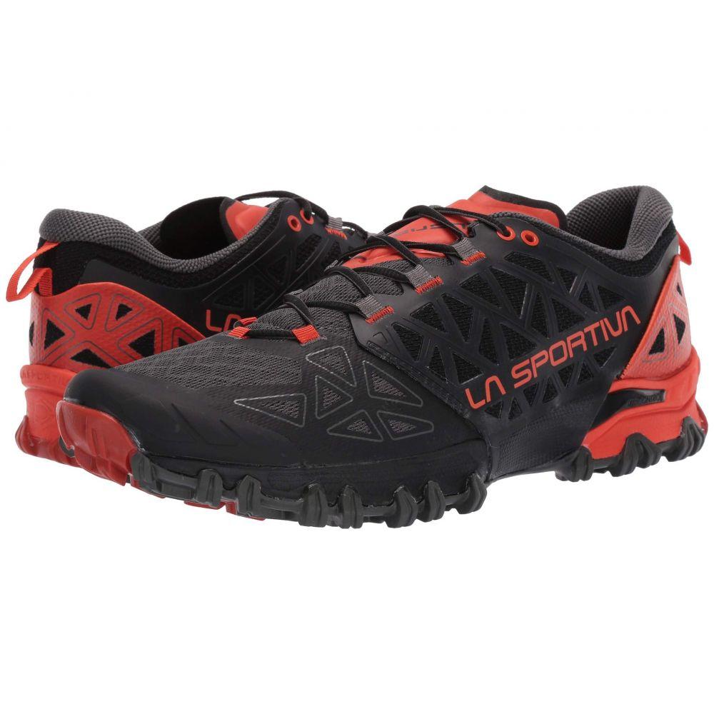 ラスポルティバ La Sportiva メンズ ランニング・ウォーキング シューズ・靴【Bushido II】Carbon/Tangerine