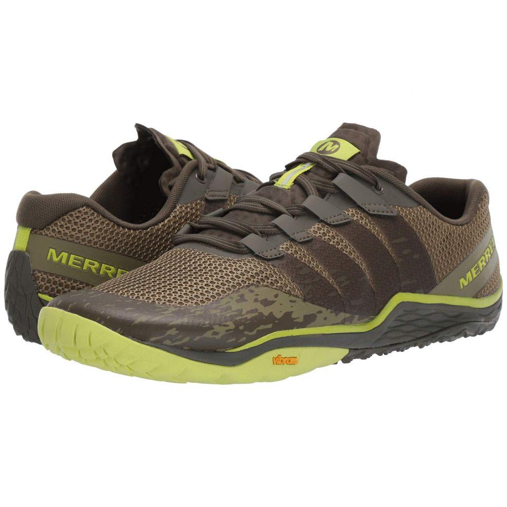 メレル Merrell メンズ ランニング・ウォーキング シューズ・靴【Trail Glove 5】Olive Drab