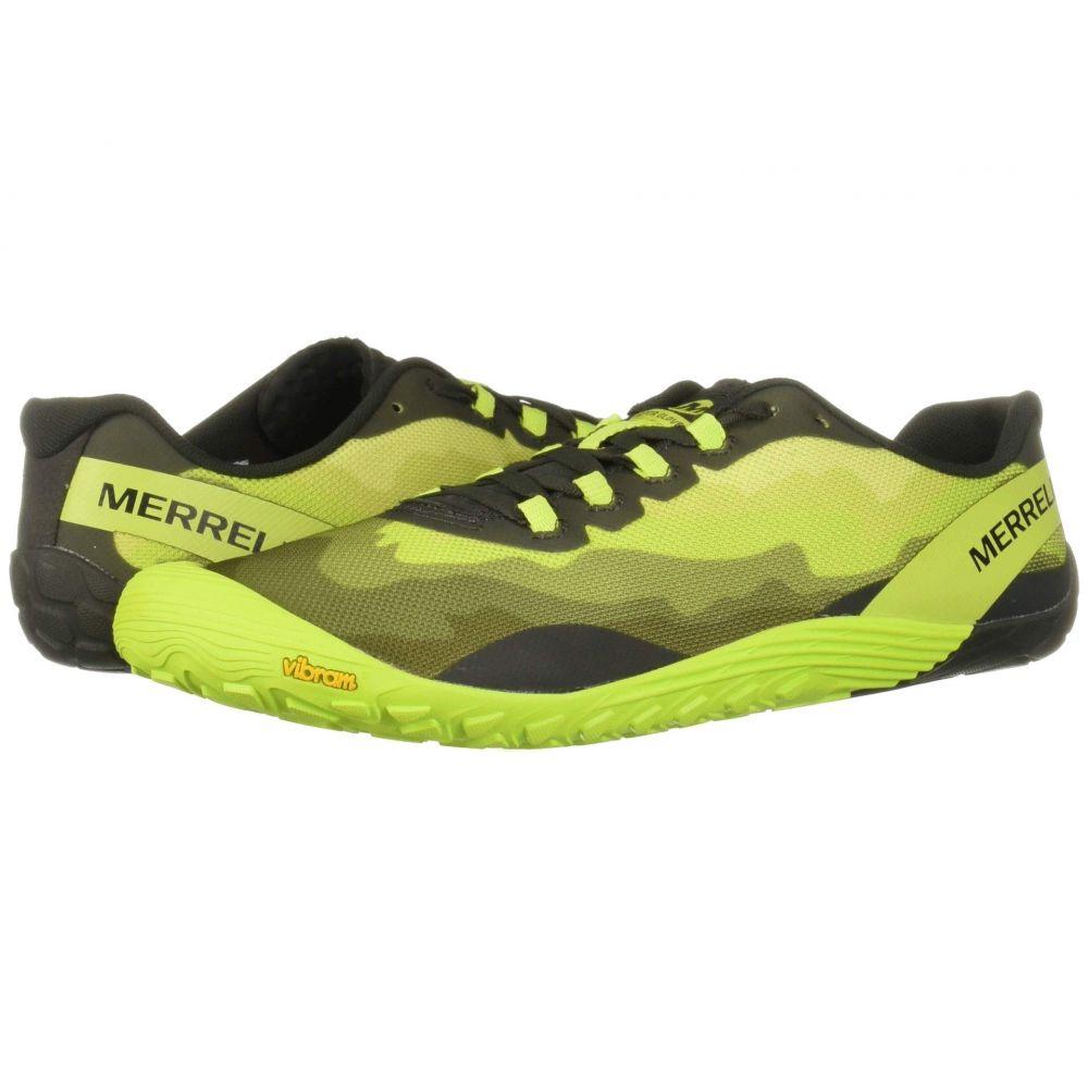 メレル Merrell メンズ ランニング・ウォーキング シューズ・靴【Vapor Glove 4】Lime Punch