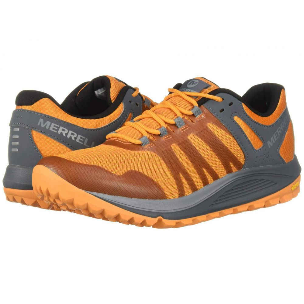 メレル Merrell メンズ ランニング・ウォーキング シューズ・靴【Nova】Flame Orange