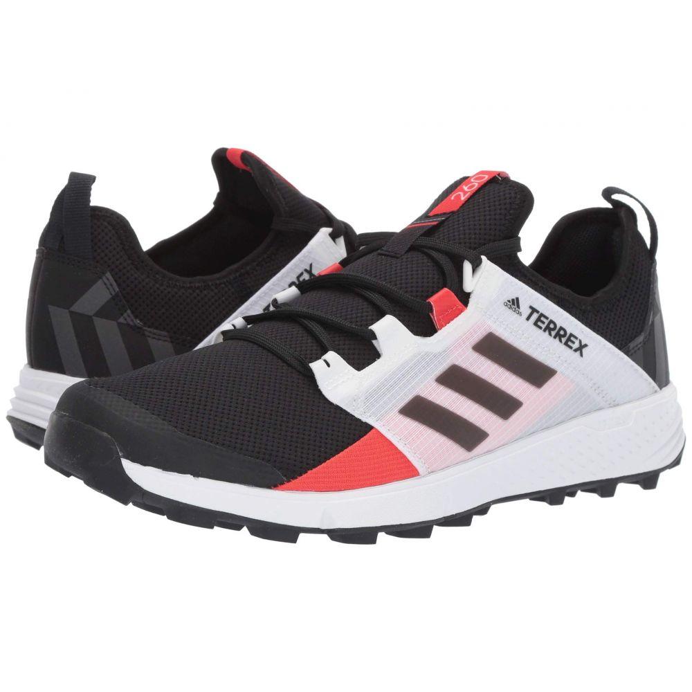 アディダス adidas Outdoor メンズ ランニング・ウォーキング シューズ・靴【Terrex Speed LD】Black/Black/Active Red
