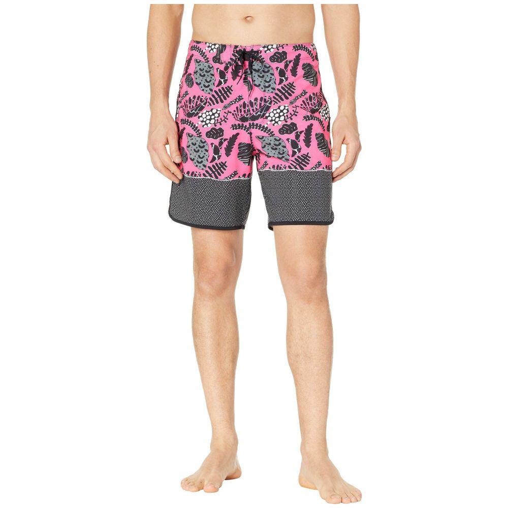 ハーレー Hurley メンズ 水着・ビーチウェア 海パン【Phantom JW Nola 18' Boardshorts】Hyper Pink