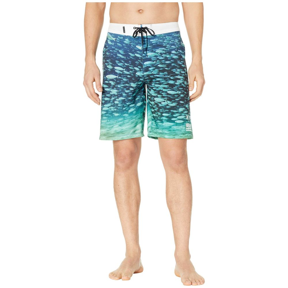 ハーレー Hurley メンズ 水着・ビーチウェア 海パン【Clark Little Phantom Underwater 20' Boardshorts】Obsidian