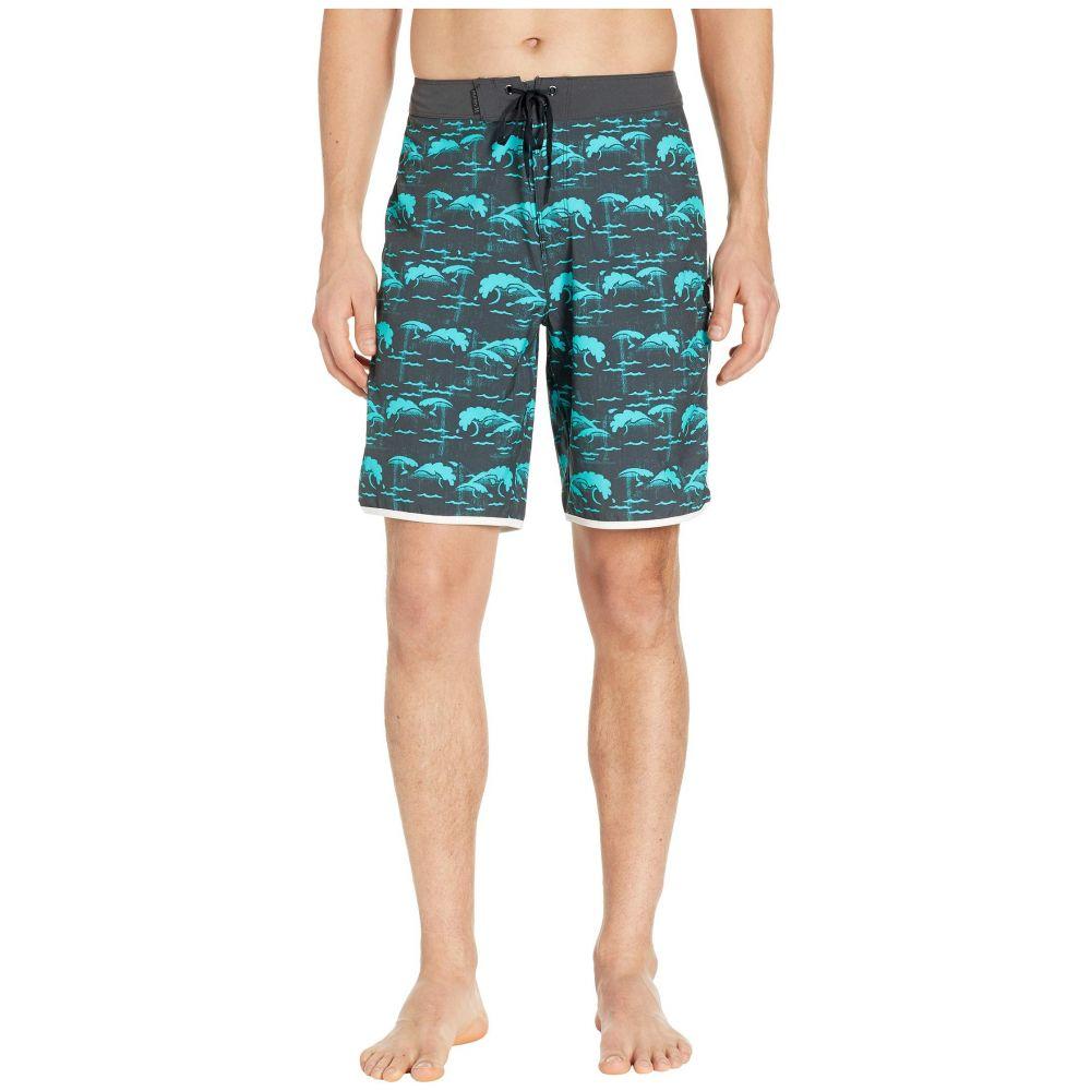 ハーレー Hurley メンズ 水着・ビーチウェア 海パン【Phantom Oak Street 20' Boardshorts】Anthracite