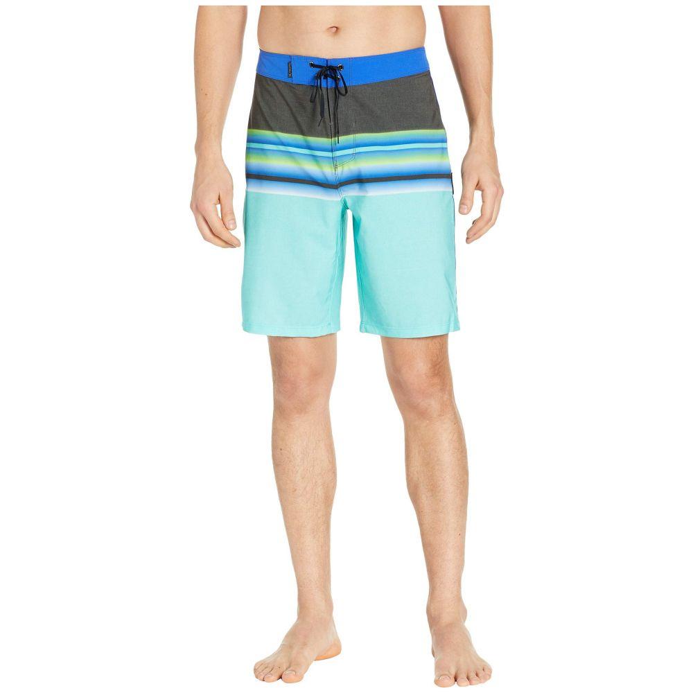 ハーレー Hurley メンズ 水着・ビーチウェア 海パン【Phantom Solace 20' Boardshorts】Tropical Twist