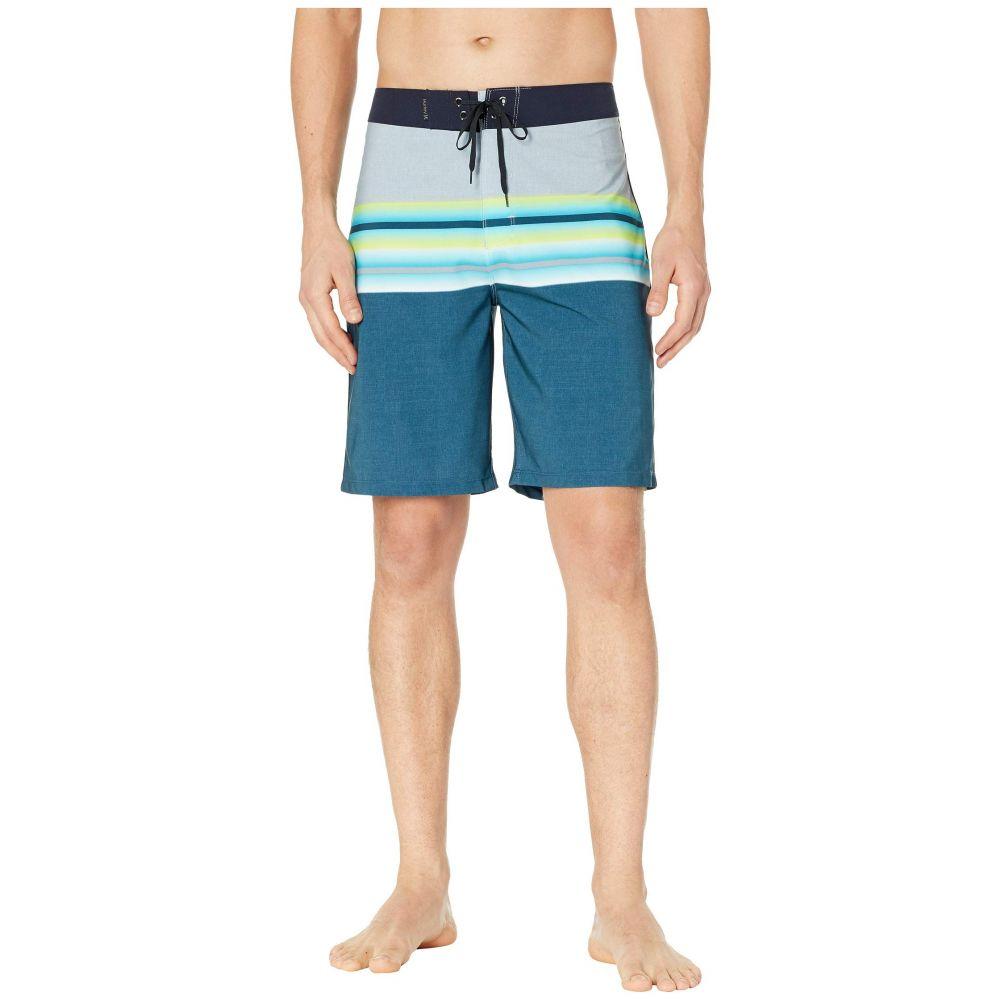 ハーレー Hurley メンズ 水着・ビーチウェア 海パン【Phantom Solace 20' Boardshorts】Blue Force