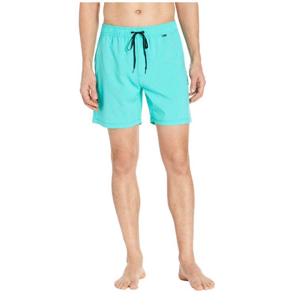 ハーレー Hurley メンズ 水着・ビーチウェア 海パン【Oao Volley 17'】Hyper Jade