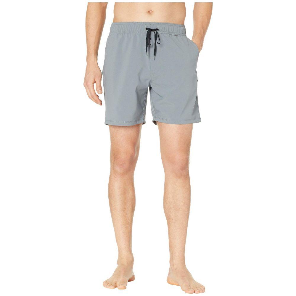 ハーレー Hurley メンズ 水着・ビーチウェア 海パン【Oao Volley 17'】Cool Grey