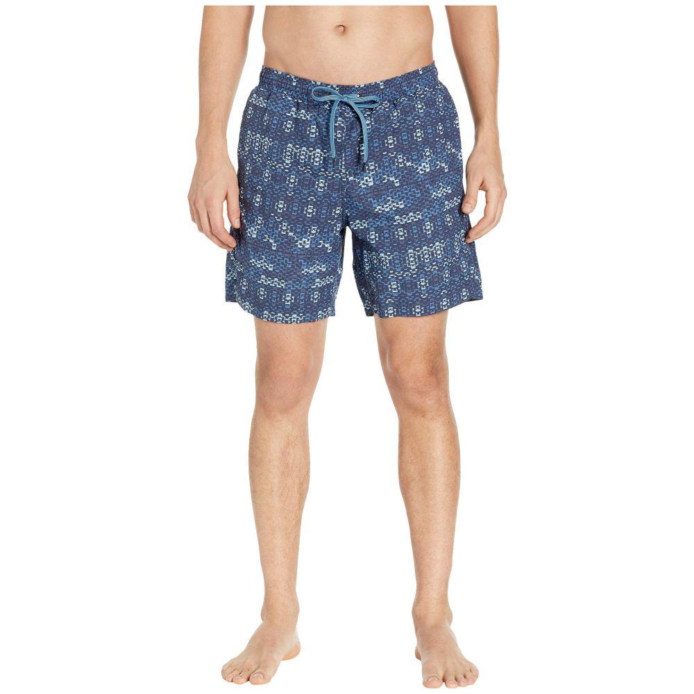 サックス SAXX UNDERWEAR メンズ 水着・ビーチウェア 海パン【CannonBall 2N1 Shorts】Blue Waterfall