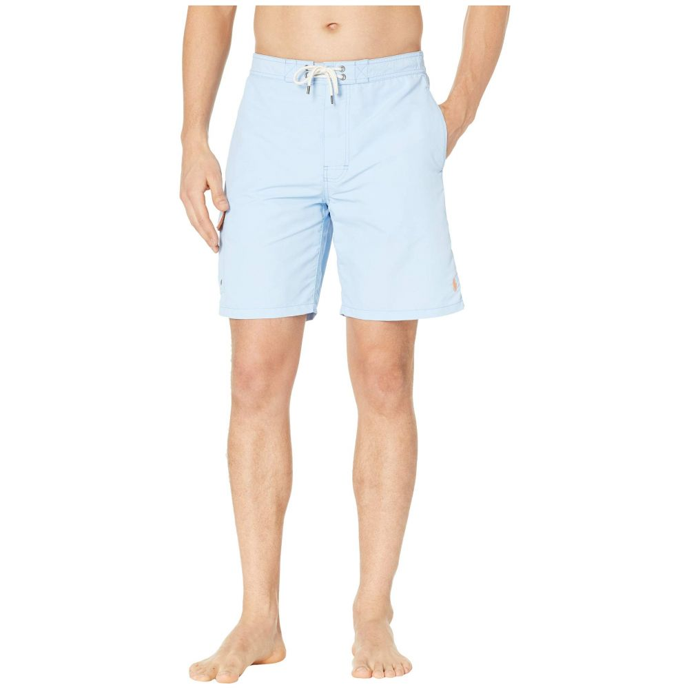 ラルフ ローレン Polo Ralph Lauren メンズ 水着・ビーチウェア 海パン【Kailua Swim Trunks】Baby Blue