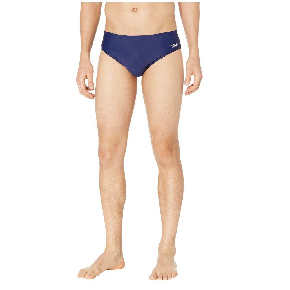 スピード Speedo メンズ 水着・ビーチウェア 海パン【Core Solid Swim Briefs】Speedo Navy