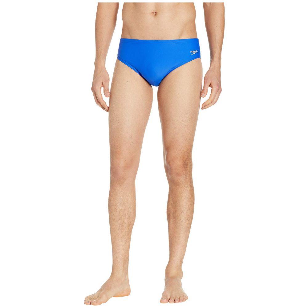 スピード Speedo メンズ 水着・ビーチウェア 海パン【Core Solid Swim Briefs】New Sapphire