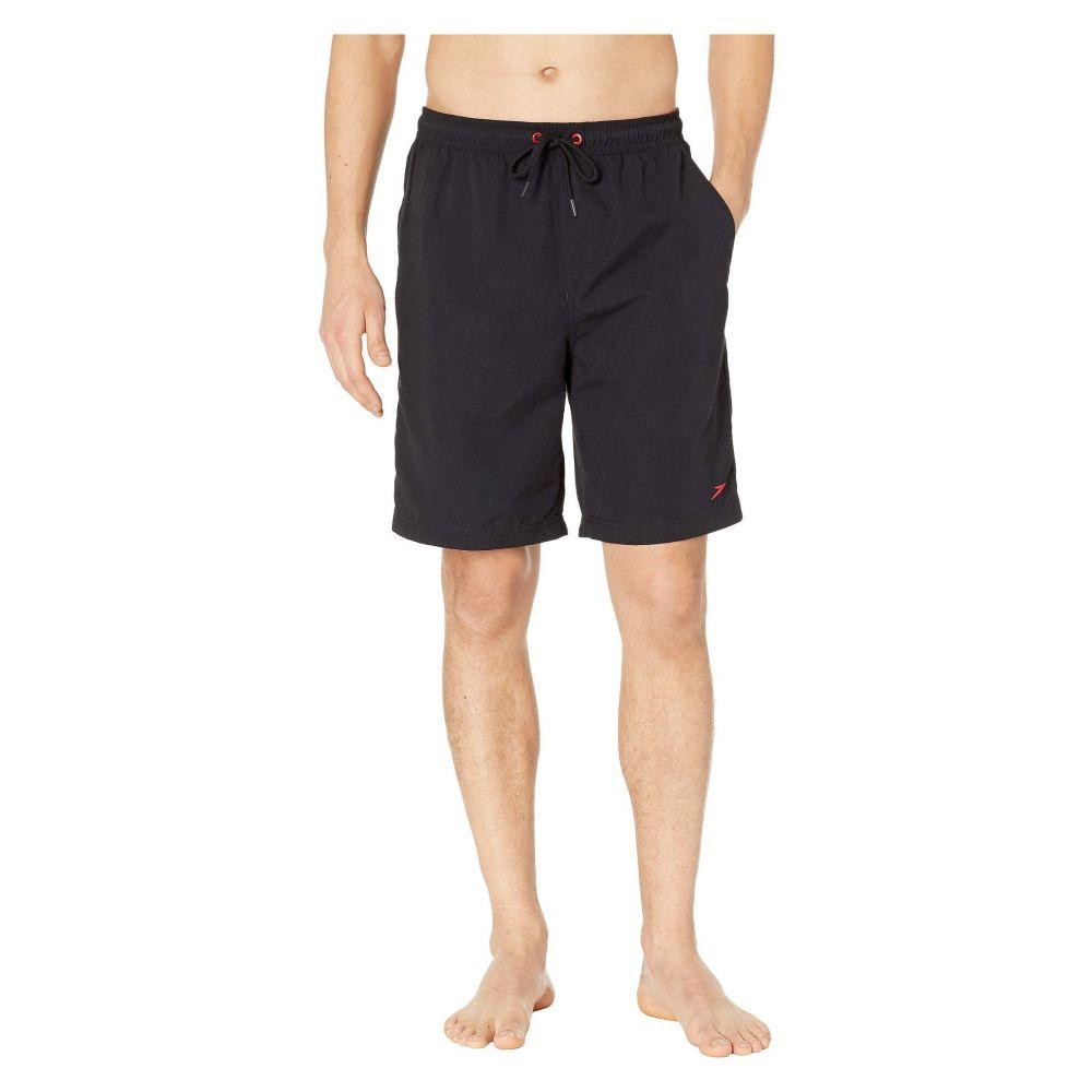 スピード Speedo メンズ 水着・ビーチウェア 海パン【20' Volley Comfort Liner】Speedo Black