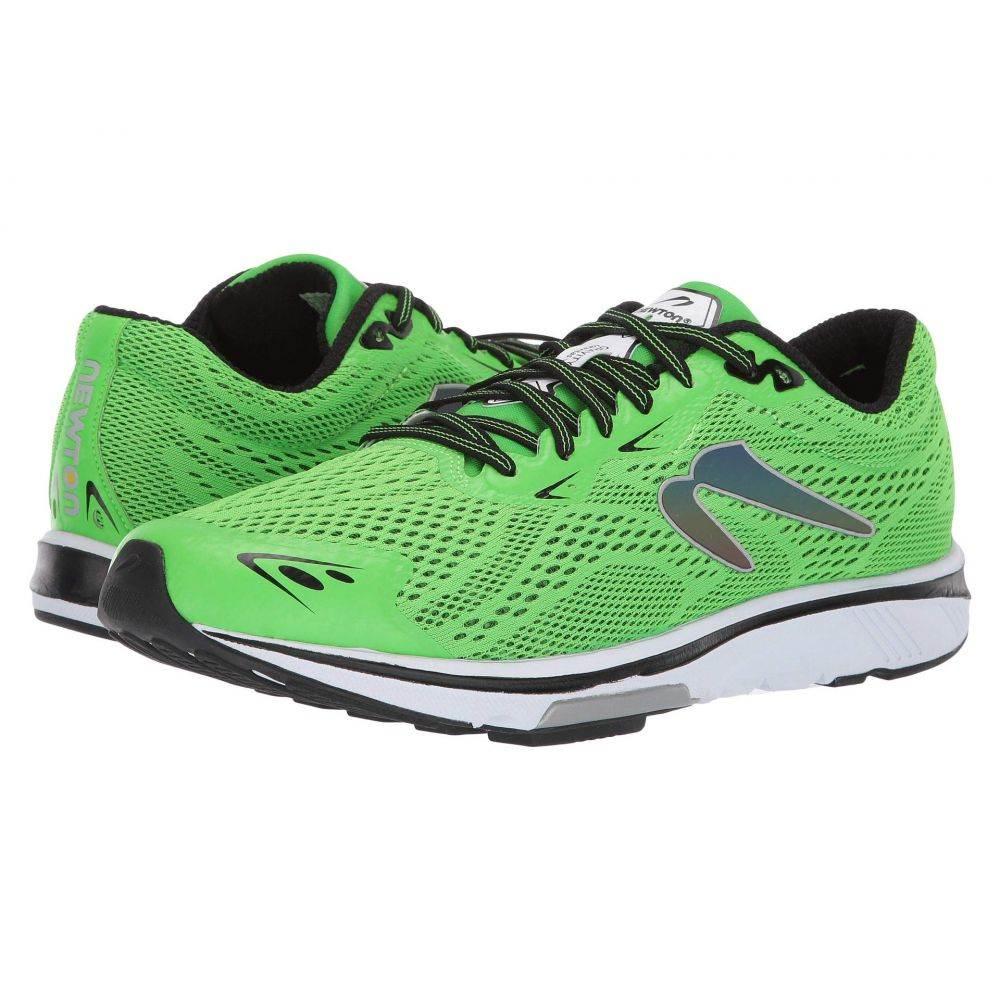 ニュートンランニング Newton Running メンズ ランニング・ウォーキング シューズ・靴【Gravity 8】緑/黒