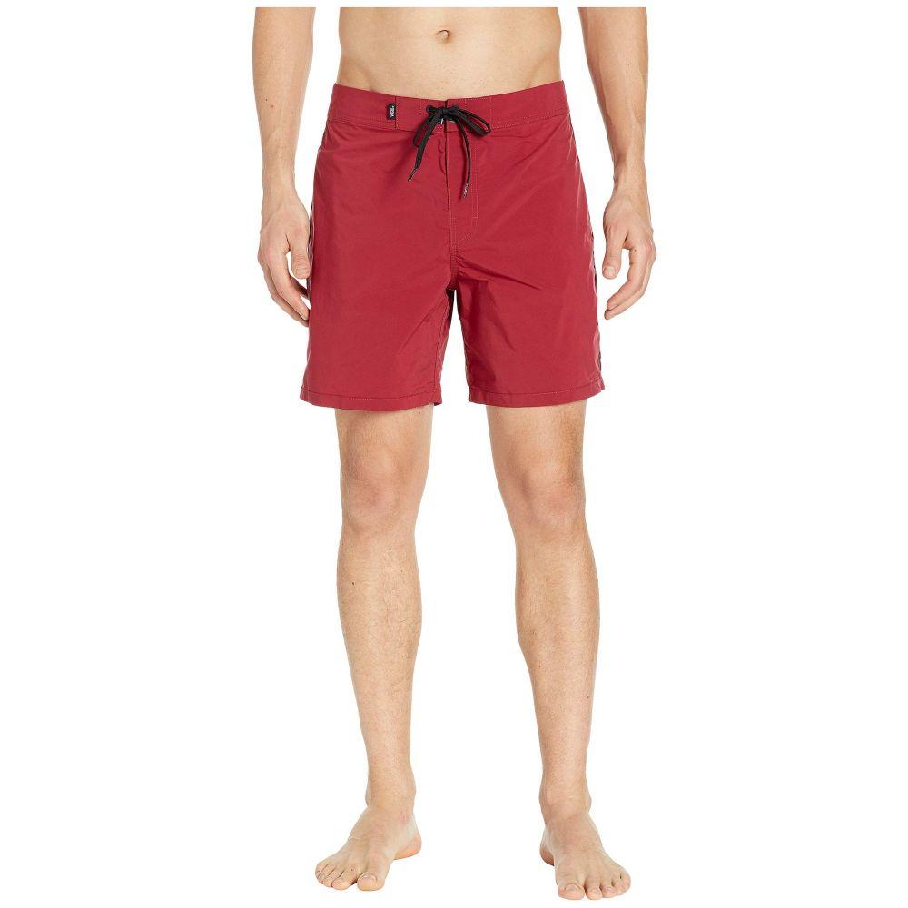 ヴァンズ Vans メンズ 水着・ビーチウェア 海パン【Ever-Ride Boardshorts】Rhumba Red