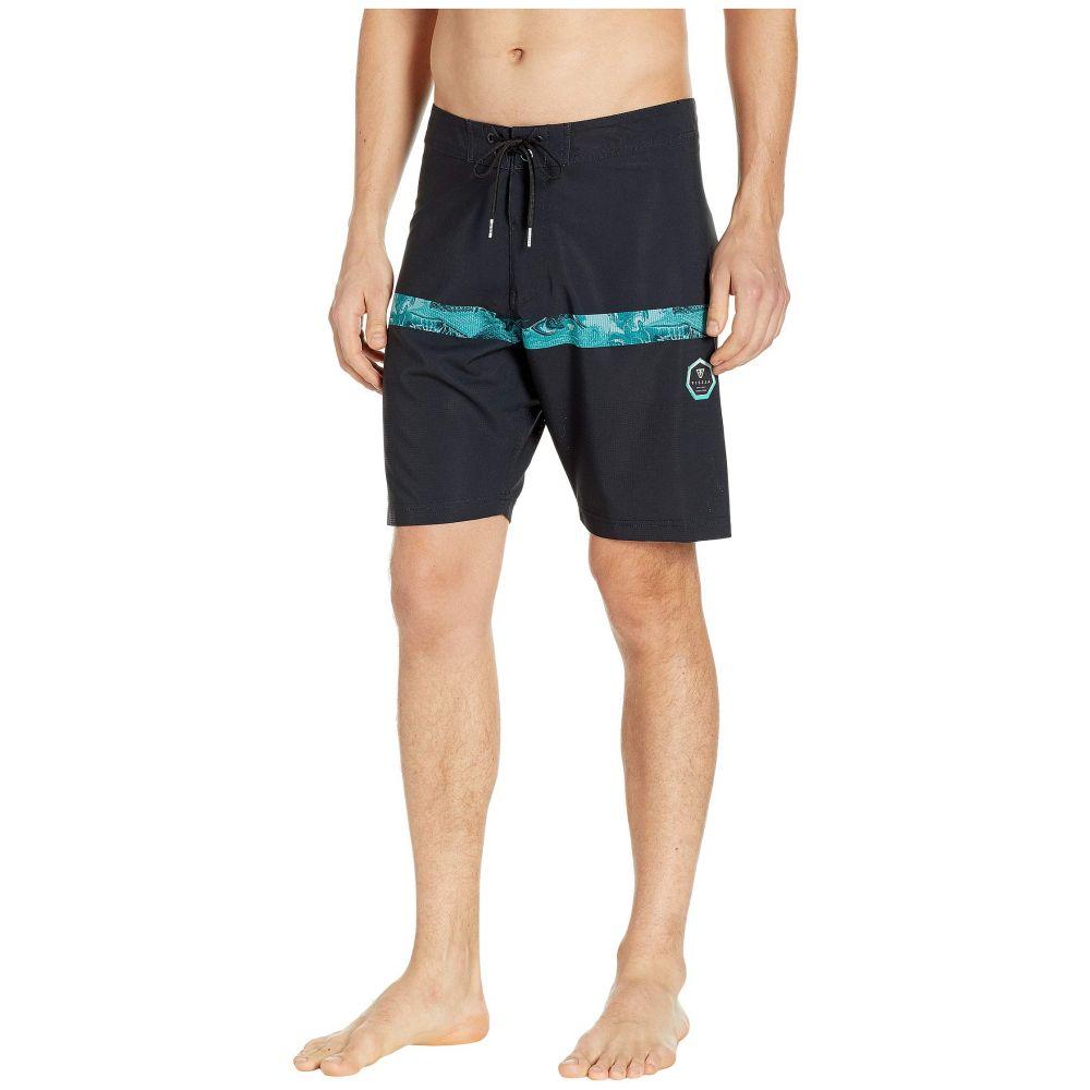ヴィスラ VISSLA メンズ 水着・ビーチウェア 海パン【20' C & I's Swim Shorts】Black